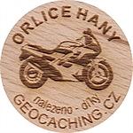 ORLICE HANY
