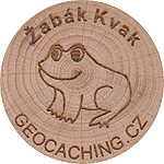 Žabák Kvak (cwg09777)