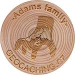 -Adams family-