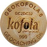 GEOKOFOLA 6
