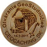 Otváranie GeoStudničiek