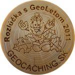 Rozlúčka s Geoletom 2011