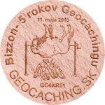 Bizzon - 5 rokov Geocachingu