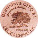 Bratislava CITO #1