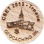 CSET 2013 - Trnava (sle00104)