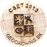 CSET 2013 (sle00105)