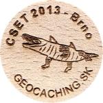 CSET 2013 - Brno (sle00106)