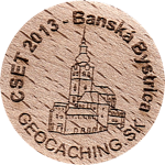 CSET 2013 - Banská Bystrica (sle00108)