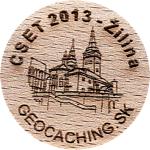 CSET 2013 - Žilina (sle00109)