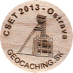 CSET 2013 - Ostrava (sle00114)