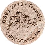 CSET 2013 - Trenčín (sle00119)
