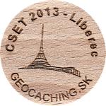 CSET 2013 - Liberec (sle00120)