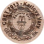 CSET 2013 - Karlovy Vary (sle00121)