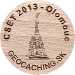 CSET 2013 - Olomouc (sle00122)