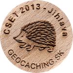 CSET 2013 - Jihlava (sle00124)