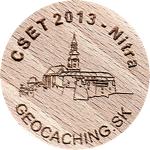 CSET 2013 - Nitra (sle00125)