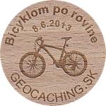 Bicyklom po rovine