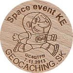 Space event KE