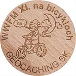 WWFM XI. na bicykloch