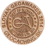 SLOVAK GEOAWARDS 2014 (sle00267)