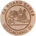 GA BOARD GAMES