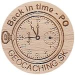 Back in time - PO