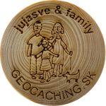 jujasve & family