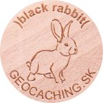 )black rabbit(