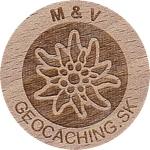 M & V