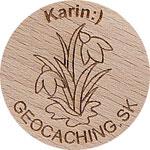 Karin:)
