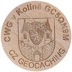 CWG v Kolíně GC5QN9M