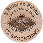 Z Řitky do Pičína