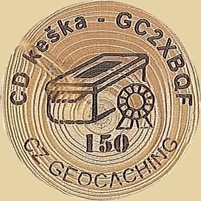 CD keška - GC2XBQF