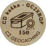 CD keška - GC2XBQF