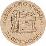mobilní CWG směnárna