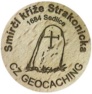 Smírčí kříže Strakonicka