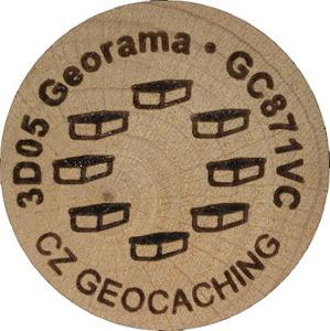 3D05 Georama GC871VC