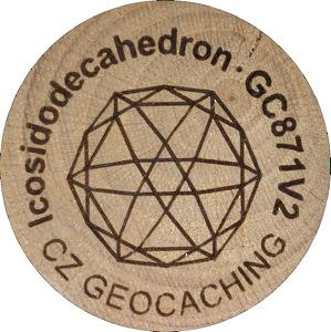 Icosidodecahedron GC871V2