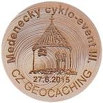 medenecky cyklo-event III.