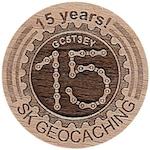 15 years!