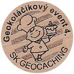 Geokoláčikový event 4.