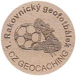 1. Rakovnický geofotbálek