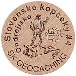 Slovenske kopceky #4