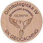 Ornitologická IV