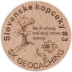 Slovenske kopceky #3