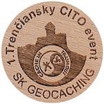 1.Trenčiansky CITO event