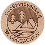 Geostanovačka II