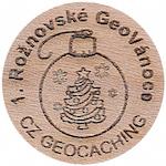 1. Rožnovské GeoVánoce