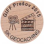 GIFF Prešov 2015