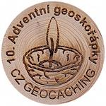 10. Adventní geoskořápky